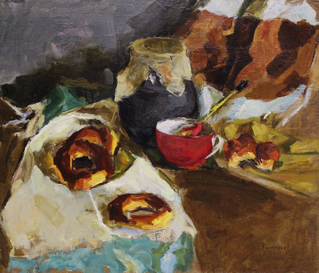 , 'Still Life,' 1950's, Paul Scott Gallery & galleryrussia.com