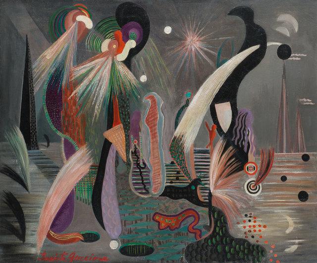 , 'Some Where,' c. 1930s, Weinstein Gallery