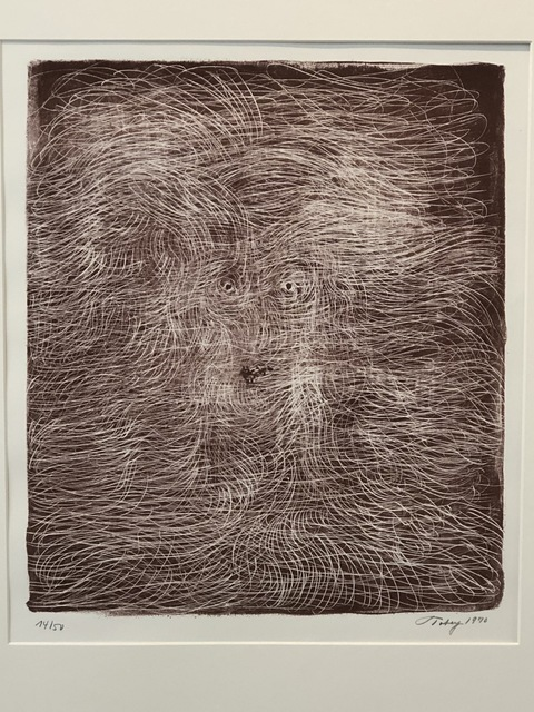Mark Tobey, 'Untitled', 1970, Print, Lithograph, Anders Wahlstedt Fine Art