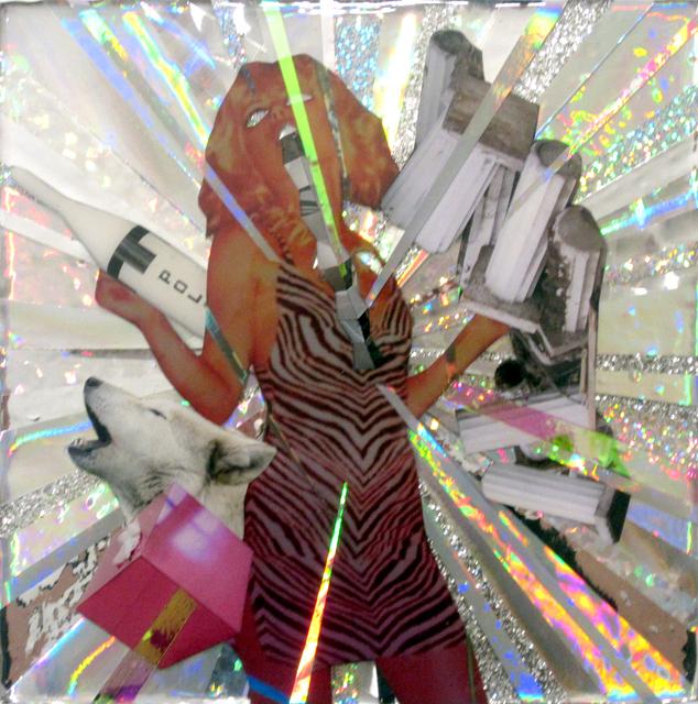 , 'Ballerina, Models and Cosmonauts VII,' 2016, Bruno David Gallery & Bruno David Projects
