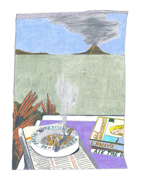 Marie Jacotey, 'Gli indifferenti', 2015, Hannah Barry Gallery
