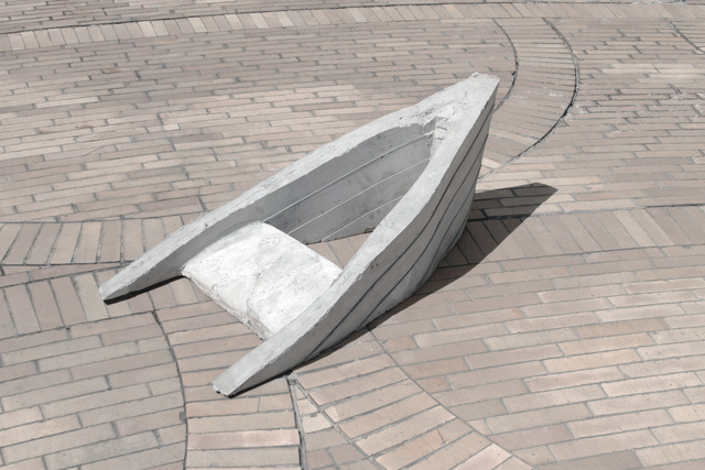 , 'La Barca de Lambot,' 2013, Instituto de Visión