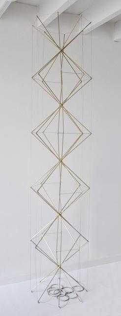 , 'Plan 2: Octagonal Prisms- Reconstructing a Column,' 2014, CYDONIA