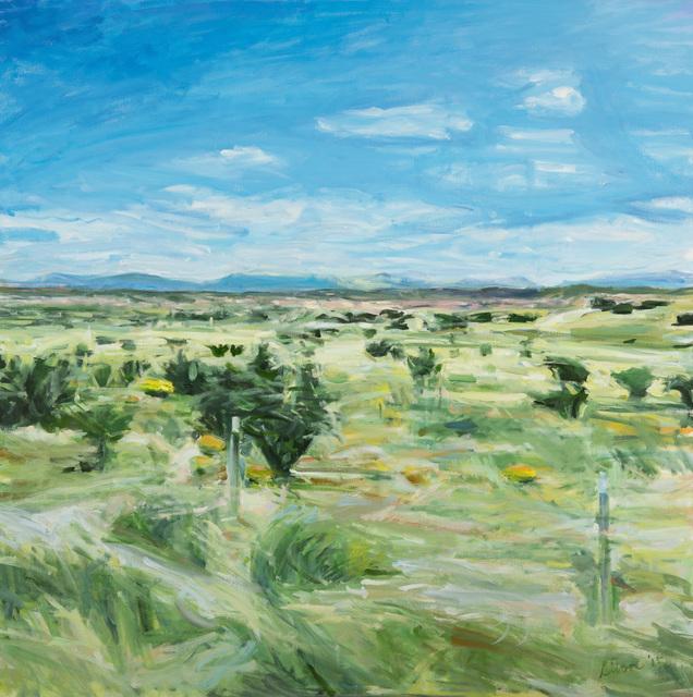 , 'The Road Just Taken,' 2016, Cerulean Arts
