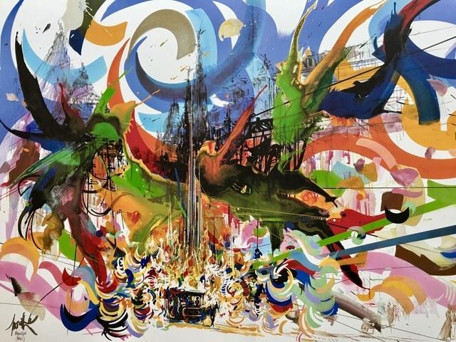 , 'Bruxelles,' 1986, ByNewArt