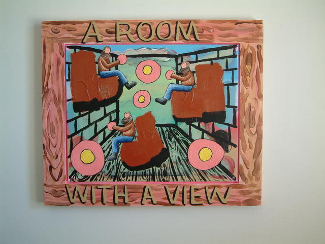 , 'A Room with a View,' 2018, Marc Straus