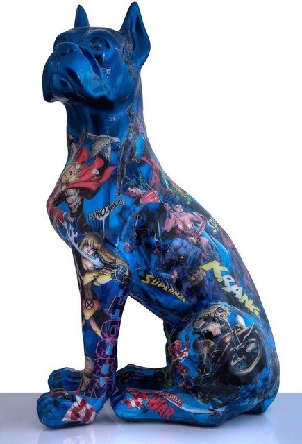 , '(GVA) Blue Boxer ,' , ARTION GALLERIES