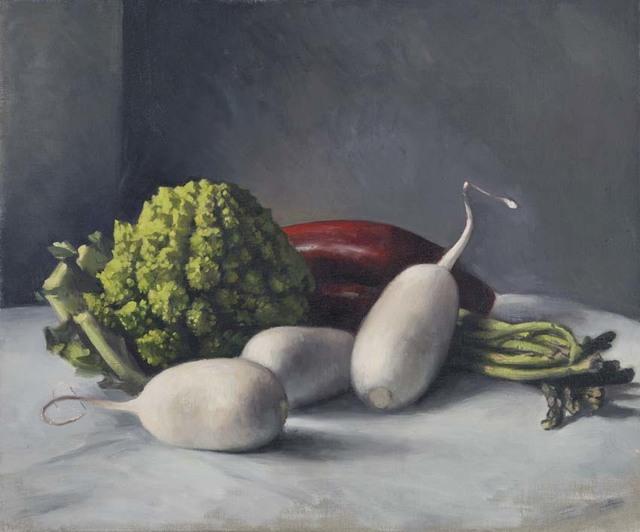 , 'Romanesco ,' 2017, OLSEN GALLERY