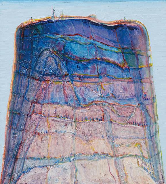 , 'Layered Mountain,' 2010, Acquavella Galleries
