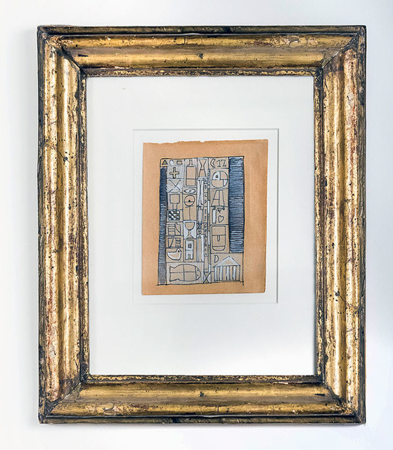 , ' Constructivo ABCD,' 1960, Fromkin Fine Art