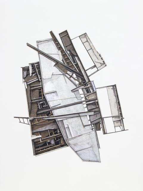 , 'Mass Study I,' 2018, Paradigm Gallery + Studio