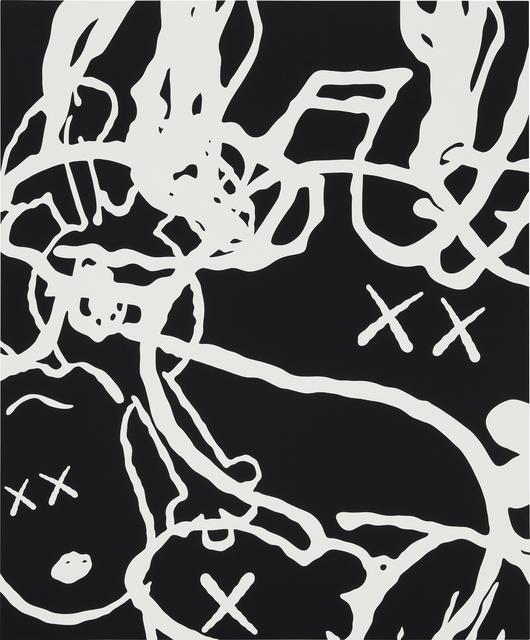 KAWS, 'Untitled (MBFT3)', 2015, Phillips