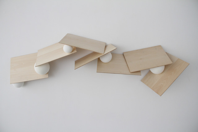 , 'Score V,' 2012, Anita Schwartz Galeria de Arte