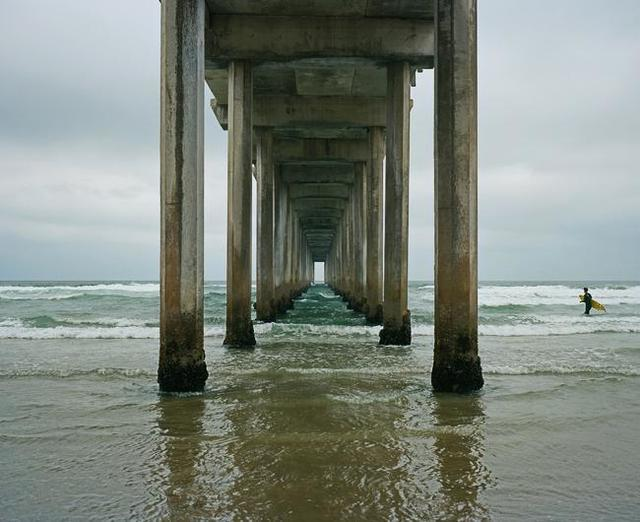 , 'Scripps Pier,' , Heather Gaudio Fine Art