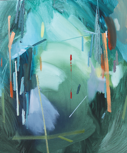 Scott Everingham, 'Ghost Canopy', 2017, Painting, Oil on canvas, VIVIANEART