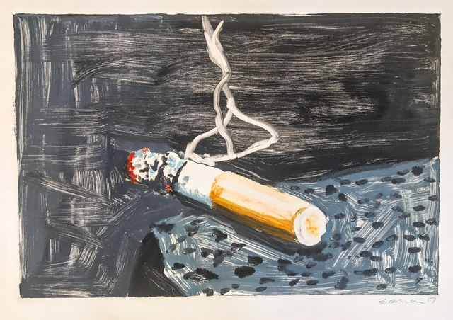 , 'Cigarette,' 2017, Cross Contemporary Art