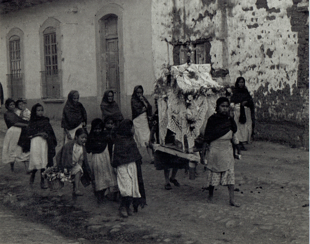 , 'Entierro de Maria (Funeral of Little Mary),' 1940, Charles Isaacs Photographs, Inc