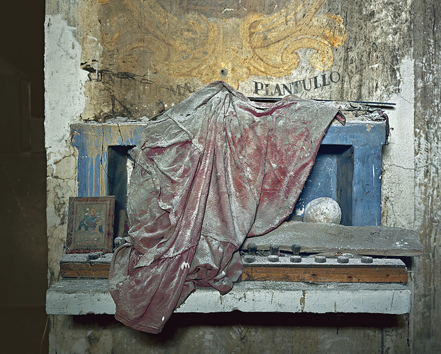 , 'Cripta della Chiesa di Sant' Agostino alla Zecca #1, Napoli, Italia,' 2017, Studio Trisorio