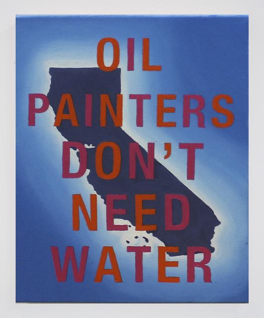 , 'California Painting #7,' 2015, Night Gallery