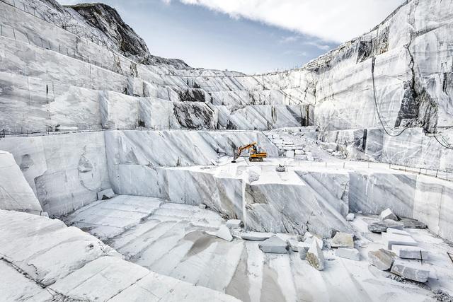 , 'Marmo di Carrara,' 2016, Edition EKTAlux