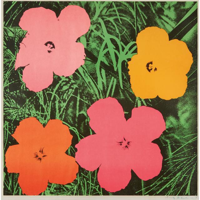 Andy Warhol, 'Flowers', 1964, Freeman's