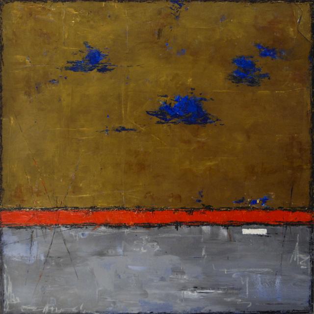 , 'Red River,' 2016, ViVO Contemporary