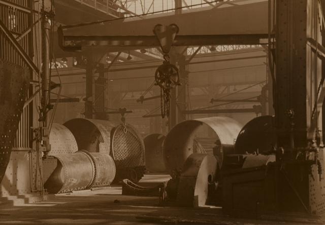 , 'Baldwin Locomotive Plant, 1937,' , Edwynn Houk Gallery