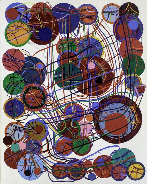 , '83G,' 1983, Whitestone Gallery