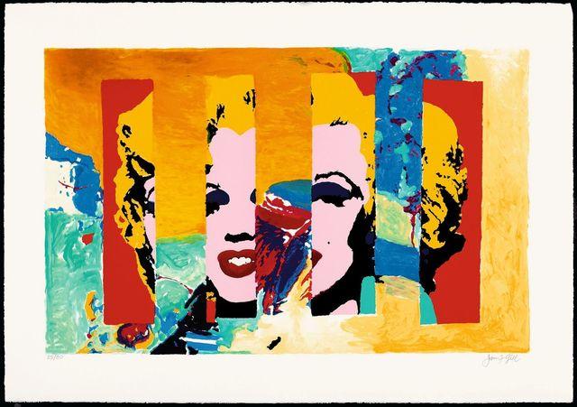 , 'Marilyn in the Sky,' 2012, Barnett Fine Art