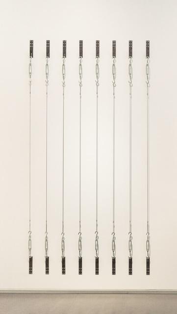 Noriyuki Haraguchi, 'Eight Wire Ropes', 2019, Asia Art Center