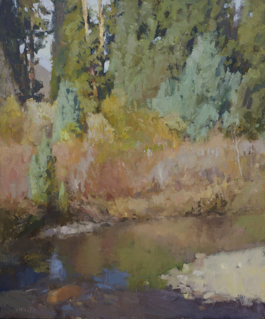 , 'Gore Creek,' ca. 2017, Vail International Gallery