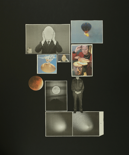 , 'Invisible Darkness,' 2014, Galerie Krinzinger