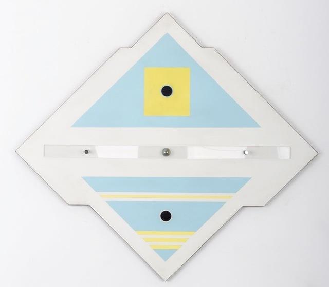 , 'Plastique B 1 2,' 1986, Leon Tovar Gallery