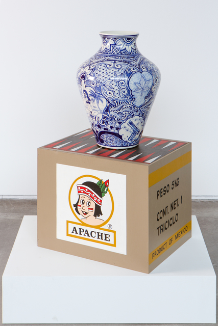 Eduardo Sarabia, 'Untitled ', 2017, Javier Lopez & Fer Frances