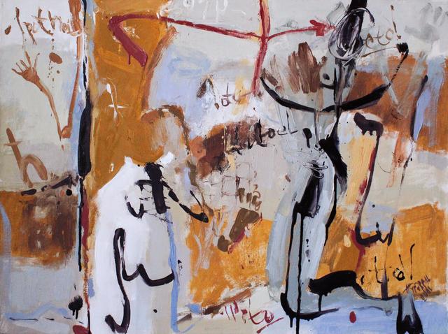 , 'Movement,' 2001, Norman Fine Arts
