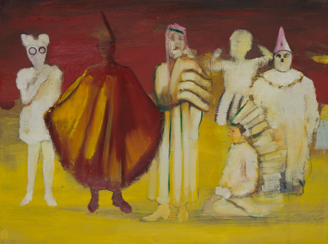 , 'Happening #3,' 2017, Galerie Bart