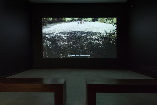 , 'MONOLOGUE,' 2014, Singapore Art Museum (SAM)