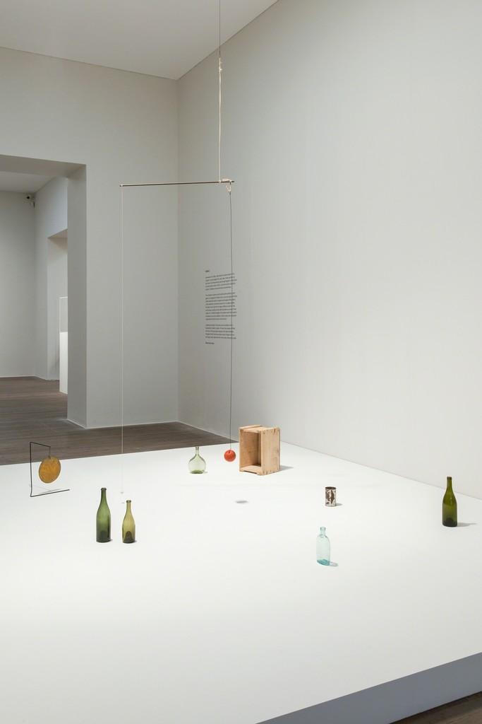 Installation photograph, Alexander Calder: Performing Sculpture