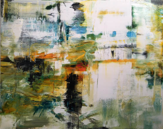 , 'Storm Breaks,' , Water Street Gallery