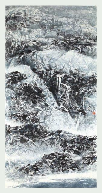 Liu Kuo-Sung, 'Dazzled by the Fairy Mountain', 2017, Galerie du Monde