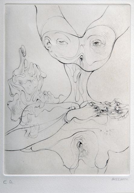 , 'A Sade #10,' 1961, Hieronymus