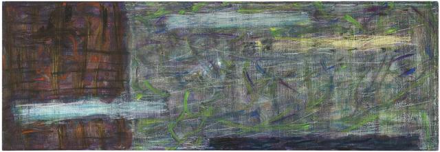 , 'Painting #8,' 2013-2015, Galerie Anhava