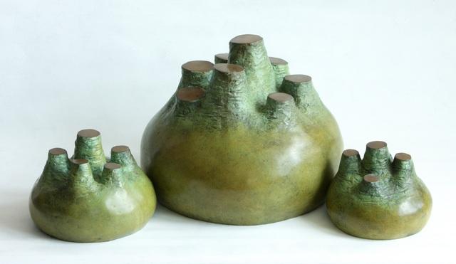 Hyun Ae Kang, 'Forest', 2001, Sculpture, Bronze, BOCCARA ART
