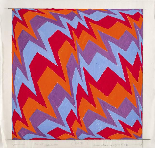 Franco Grignani, 'Preparatory study for silk-screen print', ArtRite