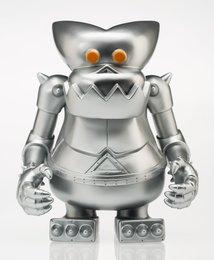 Mekaru Kun (Silver) (Large)