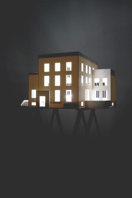 , 'Wittgenstein Haus (The Big Head) ,' 2017, Mario Mauroner Contemporary Art Salzburg-Vienna