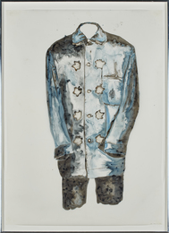 Untitled (Calvin Coolidge's Pajamas)