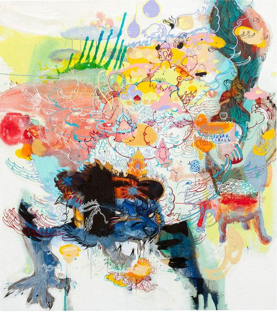 , 'Star Life,' 2016, OLSEN GALLERY