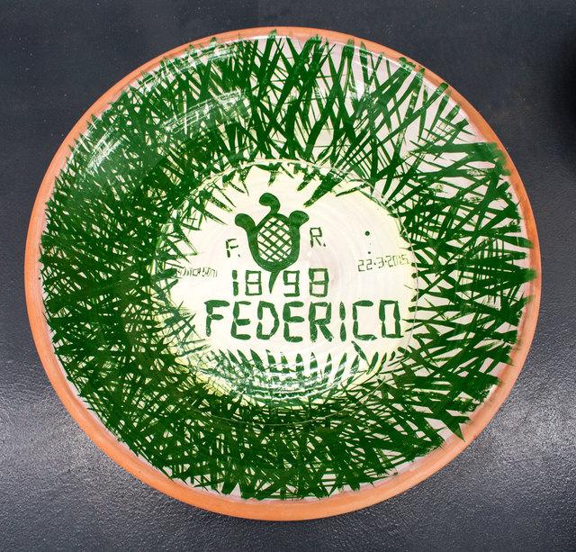 , 'FEDERICO,' 2015, F2 Galería