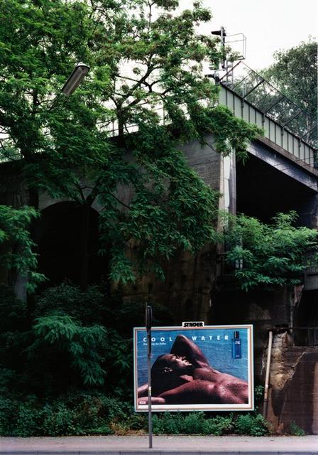, 'Blau #1992, L.B. System Koln-Ehrenfeld,' 1992/2013, Corkin Gallery